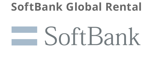 International rental WiFi, SIM, Smartphone from SoftBank